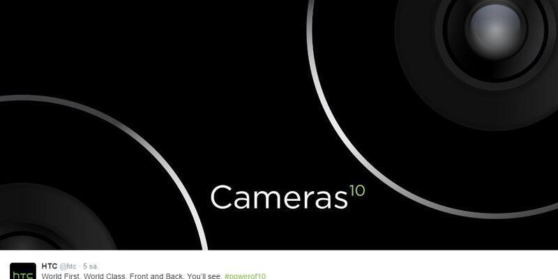 HTC 10 çok iddialı geliyor!