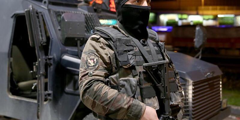 İstanbul'da 16 ilçede PKK operasyonu