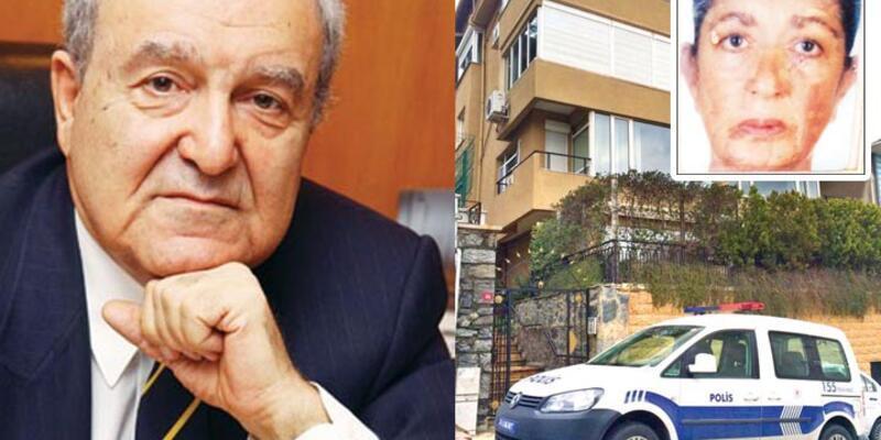 Ünlü doktor Agop Kotoğyan'ın eşini bağlayıp villasını soydular