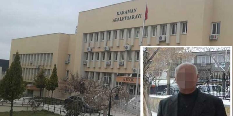 Karaman'da 10 çocuğa tecavüzle suçlanan öğretmene 350 yıl hapis istemi