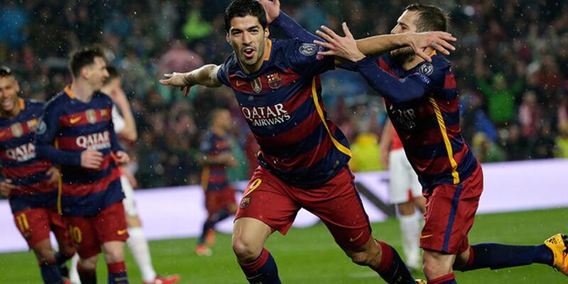 Barça 3 golle turladı