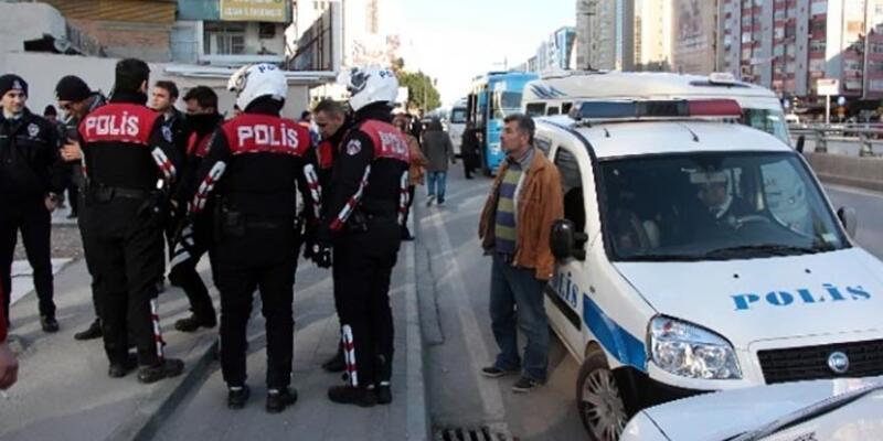 İzmir'de alkollü kişilerin kavgasından Cumhurbaşkanına hakaret tutuklaması