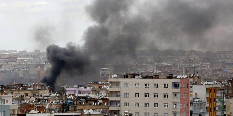 Diyarbakır Bağlar'da 15 PKK'lı öldürüldü