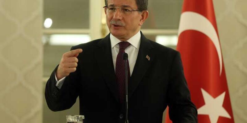 Davutoğlu'ndan CHP'yi kızdıracak sözler