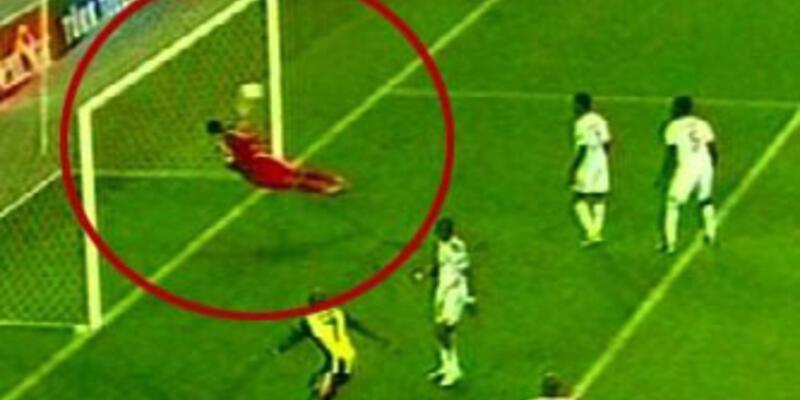 Ivan Bebek 4 yıl önce Fenerbahçe'nin bu golünü vermemişti