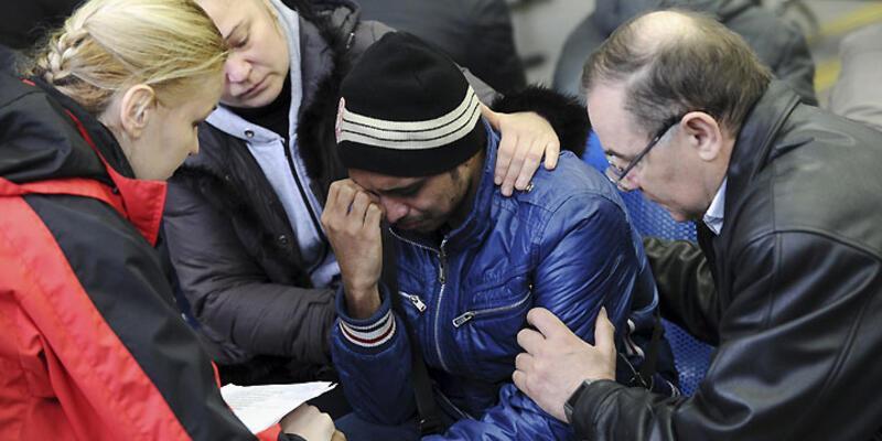 Rusya'da uçak kazası: 62 ölü