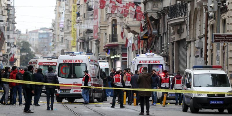 İstanbul'daki canlı bomba saldırısı Avrupa basınında