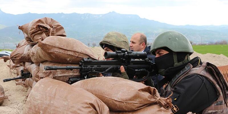 Şırnak'ta 13, Sur'da 3 PKK'lı öldürüldü