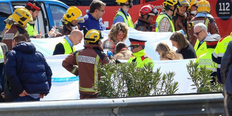 İspanya'da Erasmus öğrencilerinin aracı kaza yaptı: 14 ölü