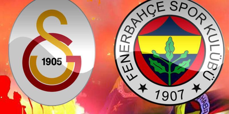 Fenerbahçe, Galatasaray'ı 9 kişiyle yendi!