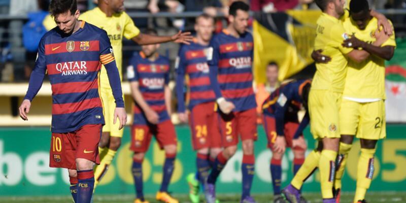 Arda'lı Barça 2-0'ı koruyamadı