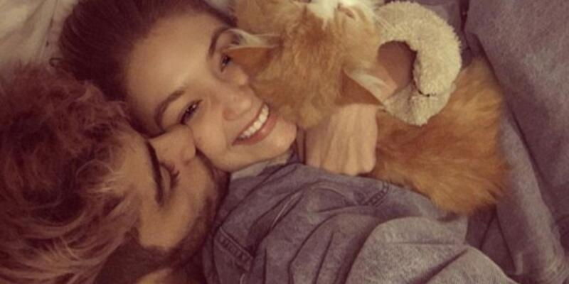 Gigi Hadid sevgilisiyle fotoğrafını paylaştı