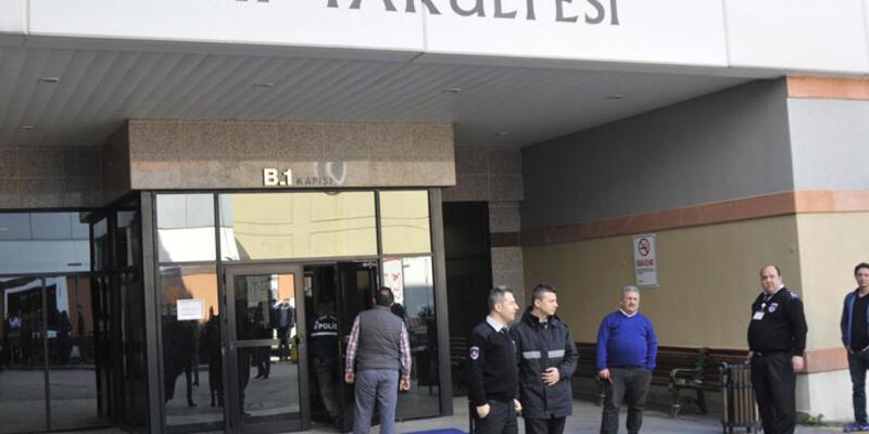 Kocaeli Üniversitesi Tıp Fakültesi'nde şüpheli valiz paniği