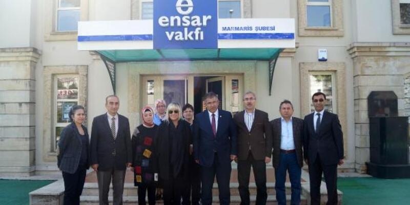 Ak Partili Öztürk: ''Biz inadına Ensar Vakfı'na destek olacağız''
