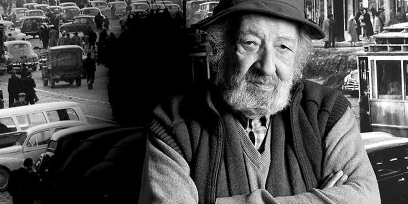 Ara Güler'in belgeseli Los Angeles Film Festivali'ne çağrıldı