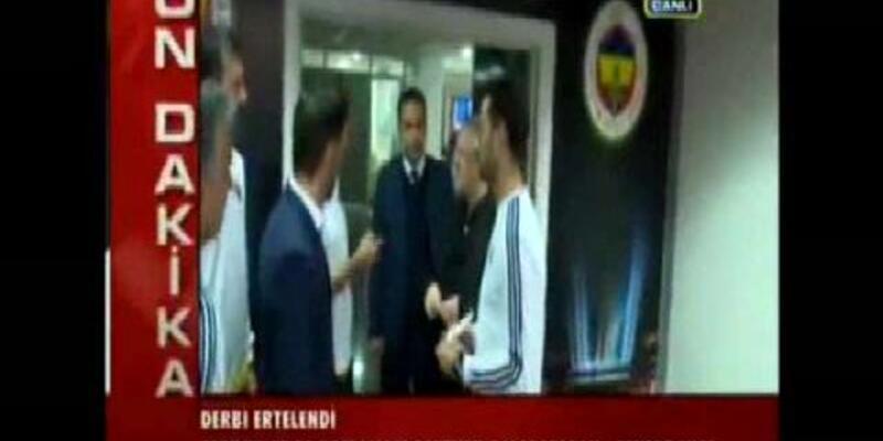 GSTV, FBTV kameramanını tebrik etti!