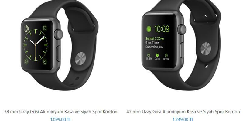 Apple Watch ucuzladı!