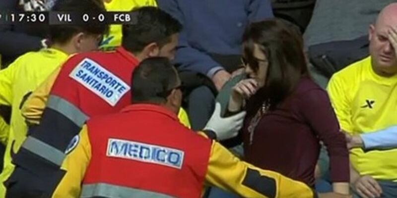 """Eli kırılan taraftar: """"Messi'yi zaten sevmezdim"""""""
