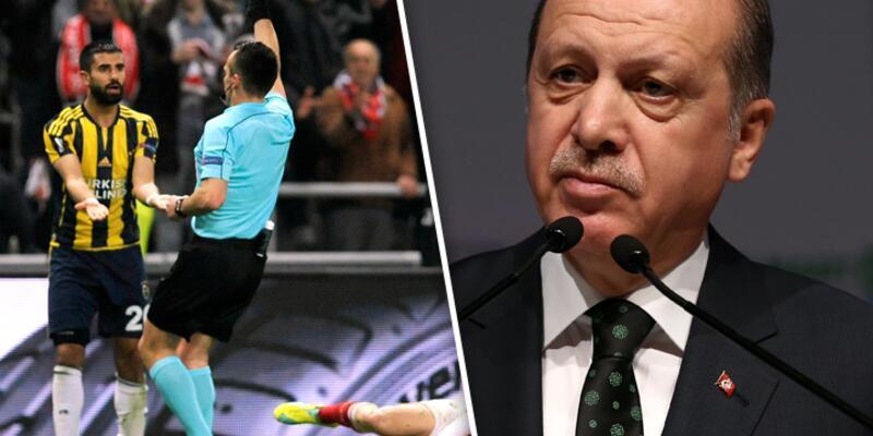 Erdoğan'dan Ivan Bebek yorumu