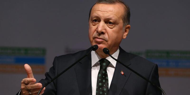 Cumhurbaşkanı Erdoğan'dan Brüksel açıklaması