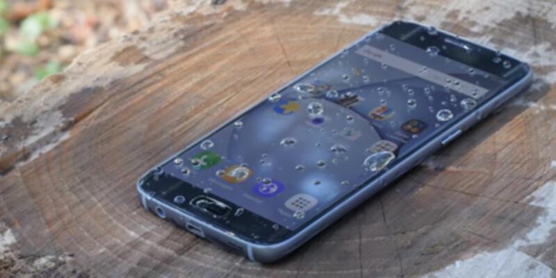 Samsung Galaxy S7 su altında kullanıma uygun mu?