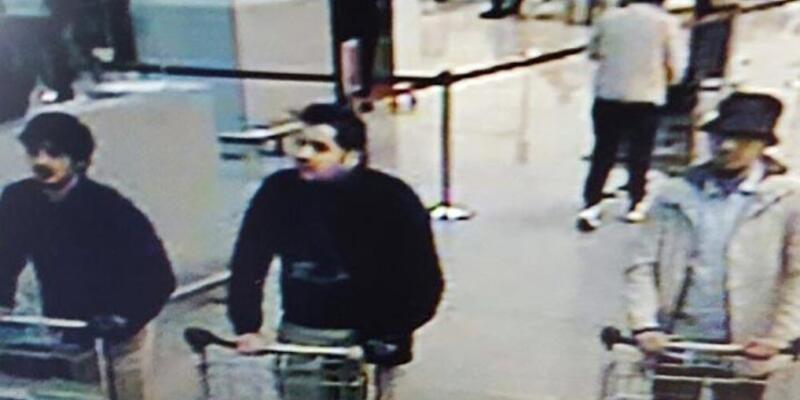 Brüksel'deki intihar saldırganlarının kimliği kesinleşti