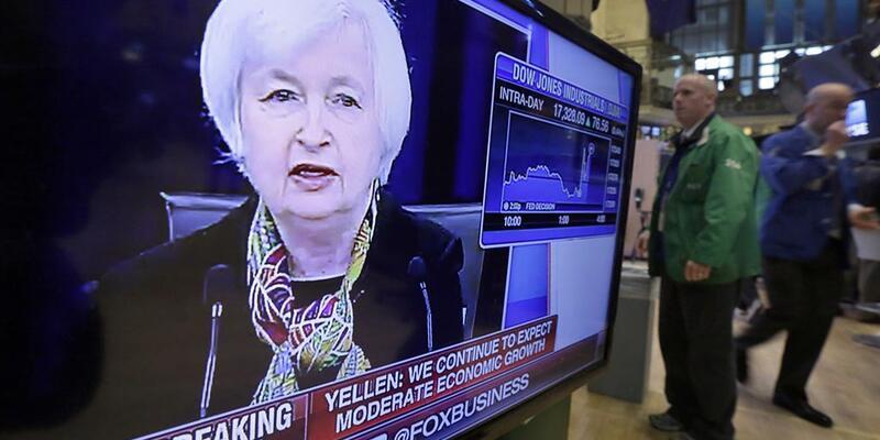 Piyasaların gözü kulağı Fed'den gelecek açıklamalarda