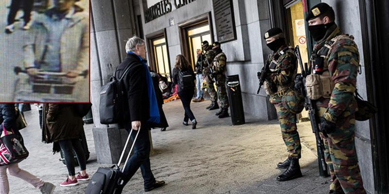 Brüksel saldırılarının 3. şüphelisi de yakalandı
