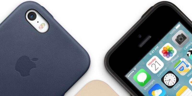 iPhone 5s kılıfları iPhone SE'ye oluyor!