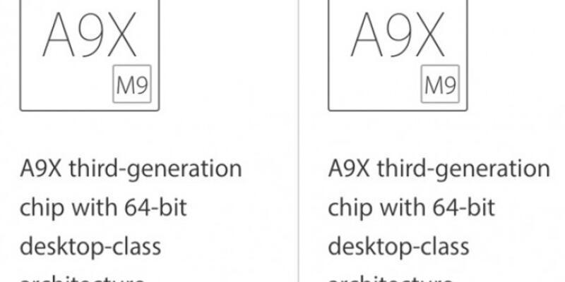 iPad Pro 9.7 işlemcisi neden daha yavaş?
