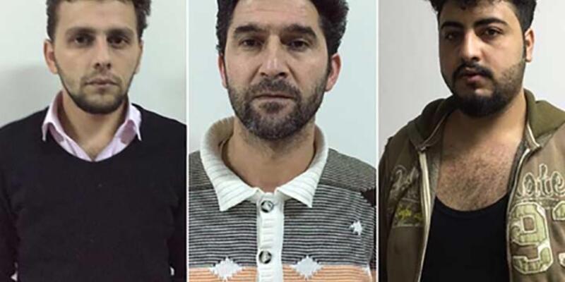 Bombalı saldırı hazırlığında yakalanan IŞİD'çiler tutuklandı