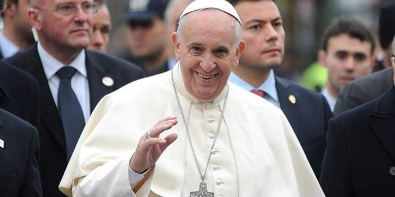 Papa: ''Cinsellik Tanrı'nın muhteşem bir armağanıdır''