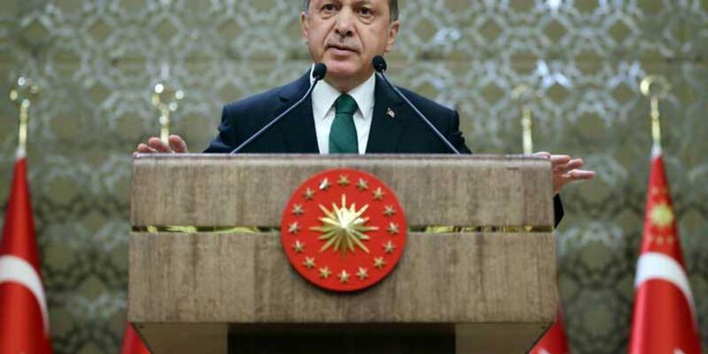 """Erdoğan: """"Paralelci asker-polis istihbarat saklıyor, bu yüzden şehit sayısı artıyor"""""""