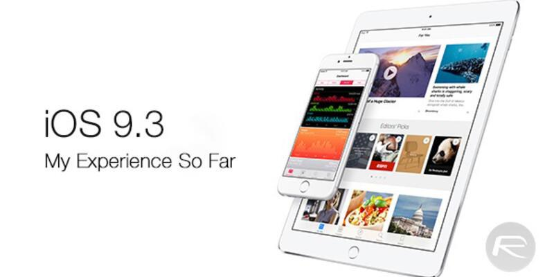 iOS 9.3'ün çökerttiği cihazları kurtarma rehberi
