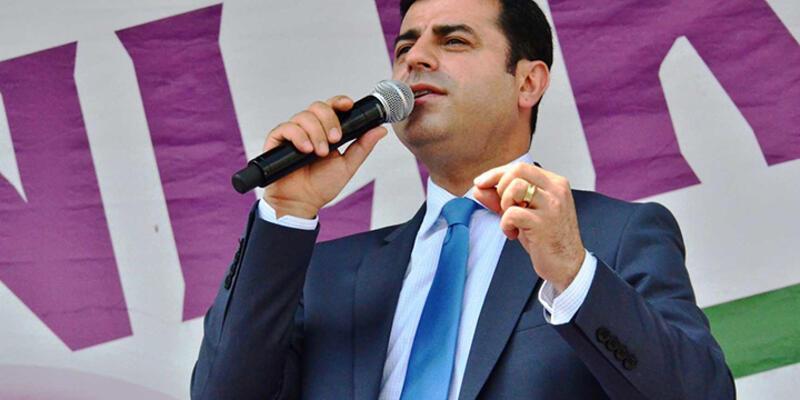 Demirtaş'tan Cizre açıklaması