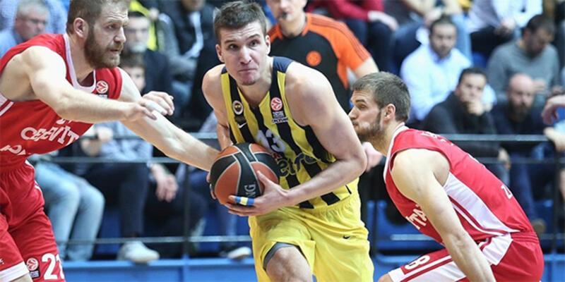 Fenerbahçe 30 sayı fark yedi