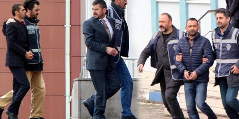 CHP İl Başkanı'na saldırıda 3 kişi adliyeye sevk edildi