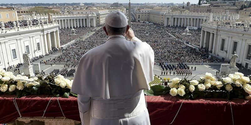 Hıristiyan dünyası Paskalya'yı kutladı