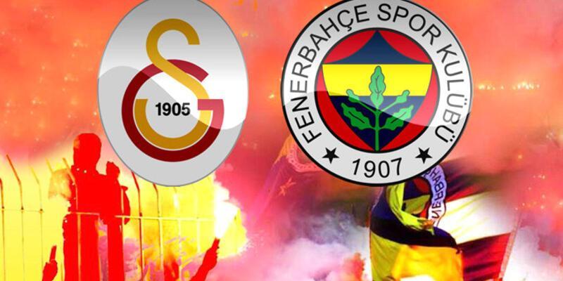 Galatasaray - Fenerbahçe derbisinin başlama saati açıklandı