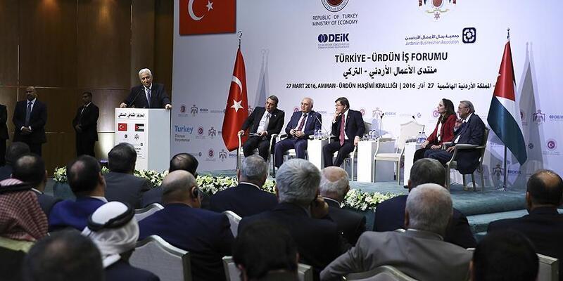 Ürdün Başbakanı:''Davutoğlu üniversitede hocamızdı''
