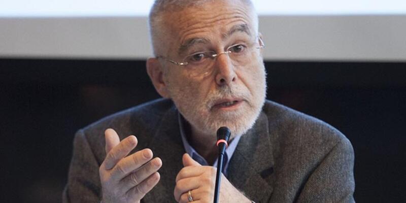 Baskın Oran, akademisyenlerle ilgili sözleri nedeniyle Erdoğan'a dava açtı