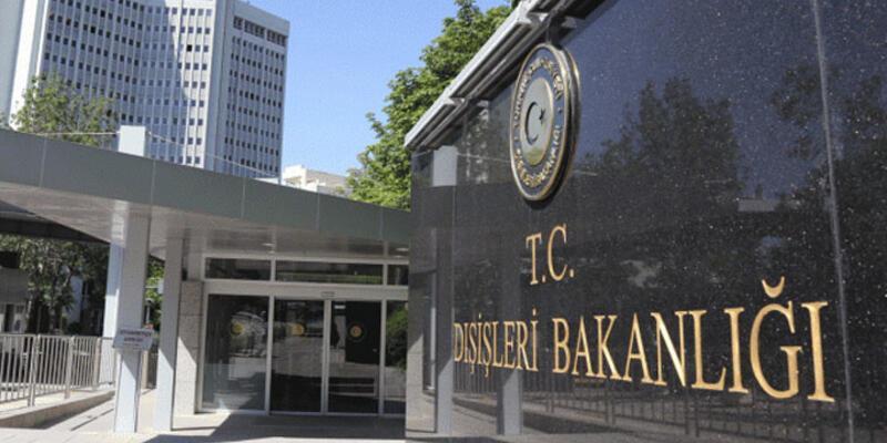 Dışişleri Bakanlığı: Haziran sonunda vizenin kaldırılmasını temenni ediyoruz