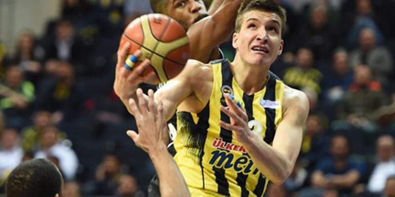 Fenerbahçe'den Beşiktaş'a 20 sayı fark