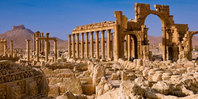 Palmira eski haline getirilebilir