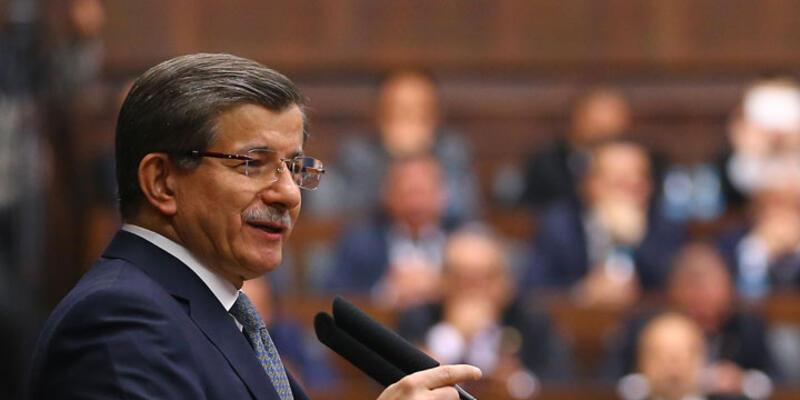 Ahmet Davutoğlu: Kaygılarımı Cumhurbaşkanı'na ilettim