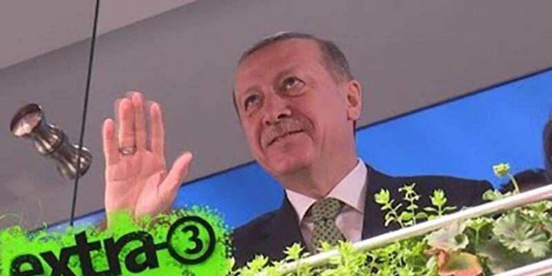Erdoğan'ı hicveden şarkı nedeniyle Alman büyükelçisine uyarı