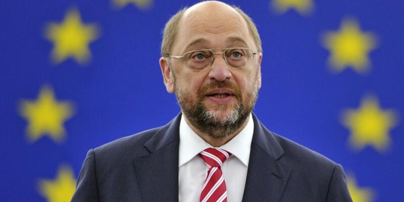 Martin Schulz: Kıbrıs'ın birleşmesi mümkün