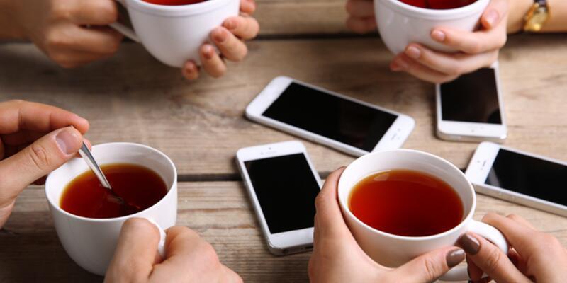 Akıllı cep telefonundan kaçış mümkün mü?