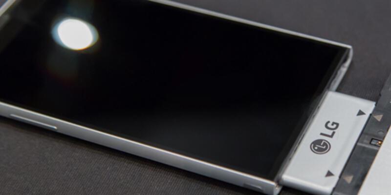 LG G5'e dair ilginç bir detay ortaya çıktı
