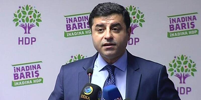 Cezaevindeki Selahattin Demirtaş'tan TBMM'ye soru önergesi